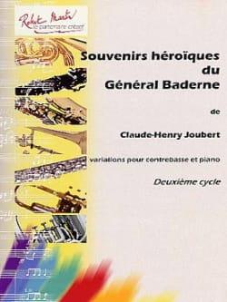 Souvenirs héroïques du Général Baderne laflutedepan