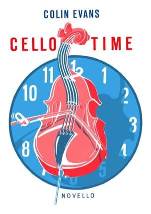 Cello Time - Colin Evans - Partition - Violoncelle - laflutedepan.com