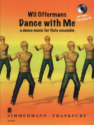 Dance With me Wil Offermans Partition laflutedepan
