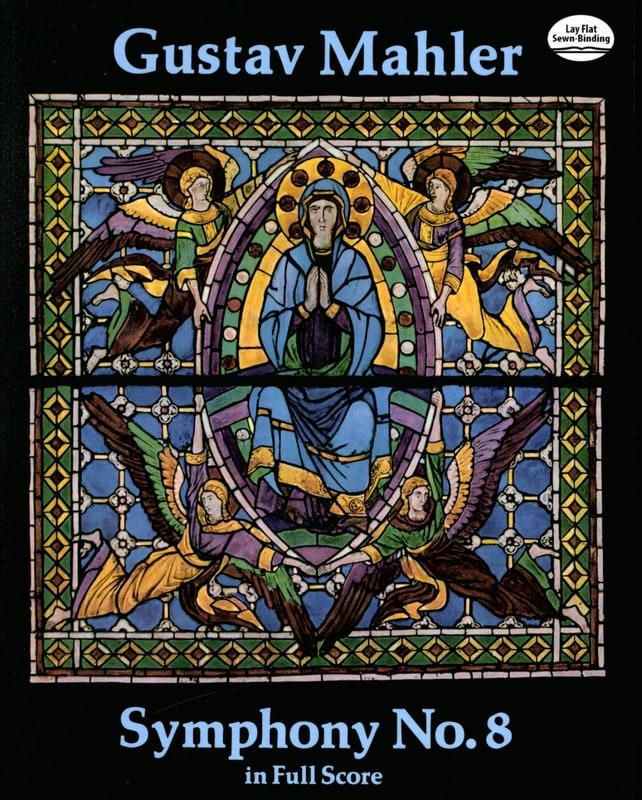 Symphonie N° 8 - Full Score - MAHLER - Partition - laflutedepan.com