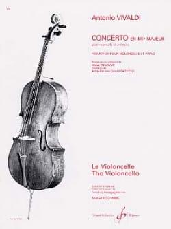 Concerto en mi bémol majeur VIVALDI Partition laflutedepan