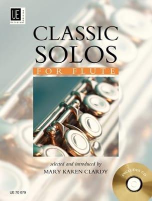 Classic Solos For Flute Partition Flûte traversière - laflutedepan