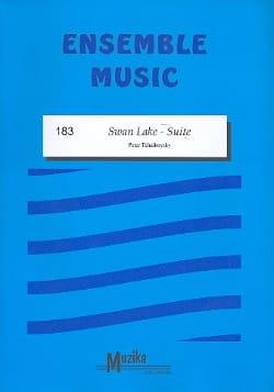 Swan Lake Suite -Ensemble TCHAIKOVSKY Partition laflutedepan