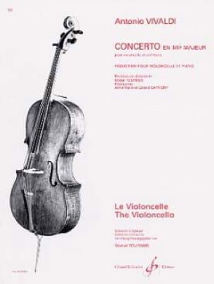 Concerto en mi bémol majeur - VIVALDI - Partition - laflutedepan.com
