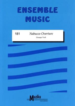 Nabucco Ouverture -Ensemble VERDI Partition ENSEMBLES - laflutedepan