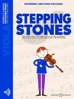 Katherine & Hugue Colledge - Stepping Stones - Alto - Partition - di-arezzo.es