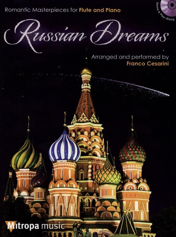 Russian Dreams - Partition - Flûte traversière - laflutedepan.com