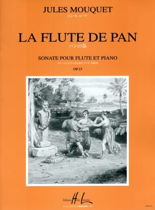 La Flûte de Pan Jules Mouquet Partition laflutedepan