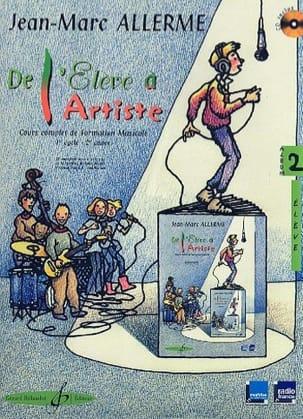 De l'Elève à l'Artiste - Volume 2 Jean-Marc Allerme laflutedepan