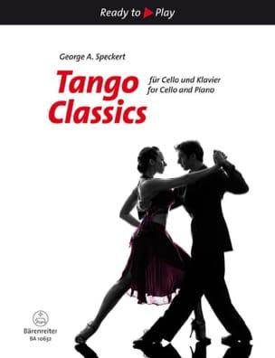 Tango Classics - Violoncelle et piano Partition laflutedepan