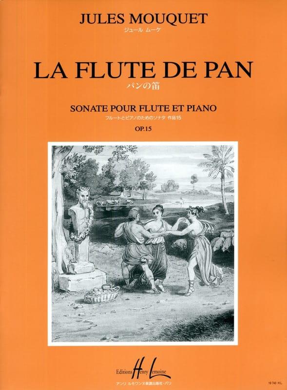 La Flûte de Pan - Jules Mouquet - Partition - laflutedepan.com