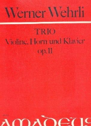 Trio Op. 11 Für Horn, Violine Und Klavier - laflutedepan.com