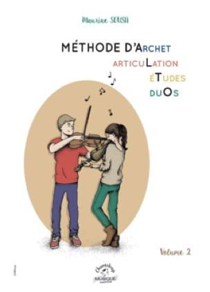 Méthode d'Alto Volume 2 - Maurine Sousa - Partition - laflutedepan.com