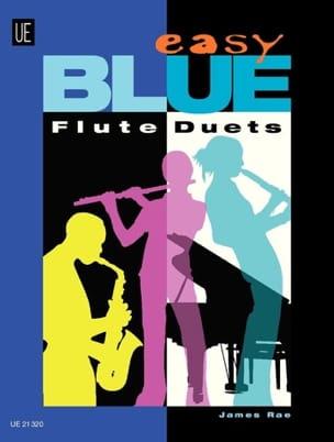 Easy Blue Flute Duets James Rae Partition laflutedepan