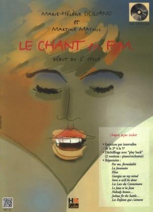Le chant en FM Siciliano Marie-Hélène / Maymil Martine laflutedepan