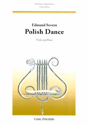 Polish dance - Edmund Severn - Partition - Violon - laflutedepan.com