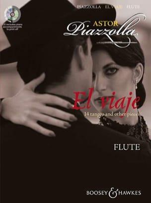 El Viaje For Flute Astor Piazzolla Partition laflutedepan
