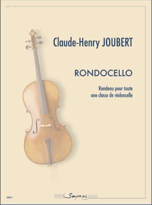 Rondocello - Claude-Henry Joubert - Partition - laflutedepan.com