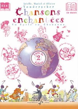 Chansons Enchantées Volume 2 - Partition - laflutedepan.com