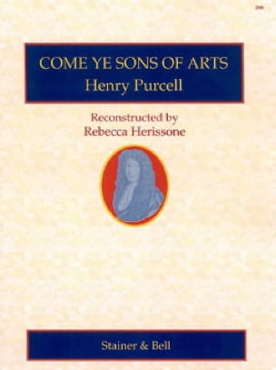 Come Ye Sons Of Arts - PURCELL - Partition - laflutedepan.com