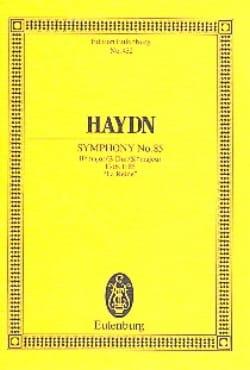 Sinfonie Nr. 85 B-Dur HAYDN Partition Petit format - laflutedepan