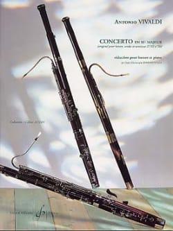Concerto F. 8 n° 36 En Sib Majeur VIVALDI Partition laflutedepan
