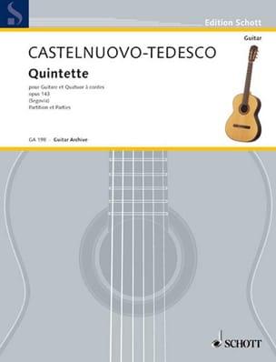 Quintette op. 143 -Parties séparées laflutedepan