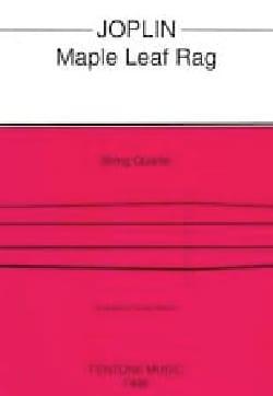 Maple Leaf Rag - Quatuor à Cordes JOPLIN Partition laflutedepan