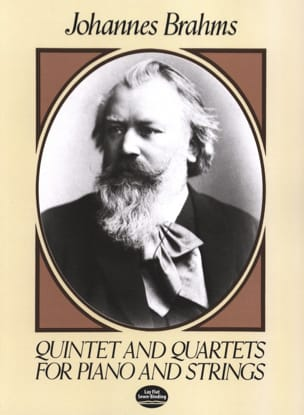 Quintet and Quartets for Piano and Strings BRAHMS laflutedepan