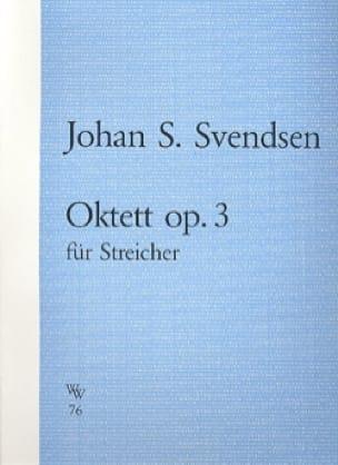 Oktett in A major op.3 - Johan S. Svendsen - laflutedepan.com