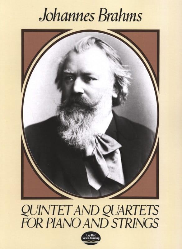 Quintet and Quartets for Piano and Strings - BRAHMS - laflutedepan.com