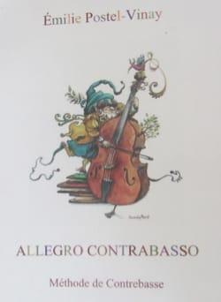 Allegro Contrabasso Emilie Postel-Vinay Partition laflutedepan