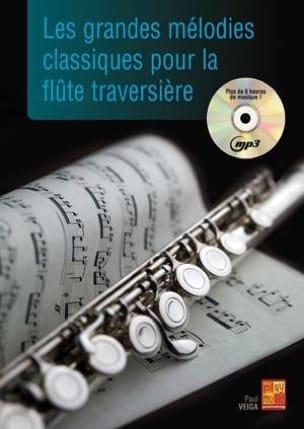 Les grandes mélodies classiques pour la flûte traversière laflutedepan