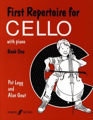 First repertoire for Cello - Book 1 Legg Pat / Gout Alan laflutedepan