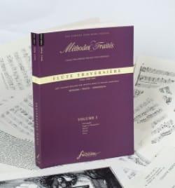 Méthodes et Traités - Volume 1 - Flûte traversière France 1800-1860 laflutedepan