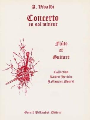 Concerto en sol mineur - Flûte et guitare - VIVALDI - laflutedepan.com