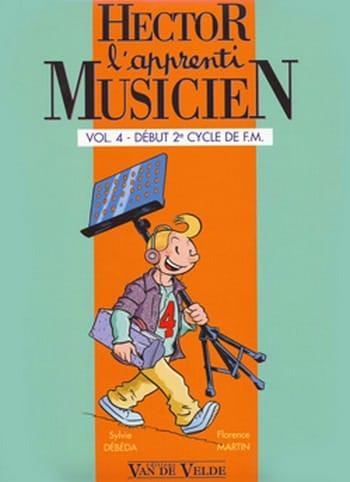 Hector, L'apprenti Musicien - Volume 4 - laflutedepan.com