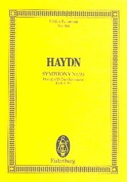 Sinfonie Nr. 93 D-Dur - HAYDN - Partition - laflutedepan.com