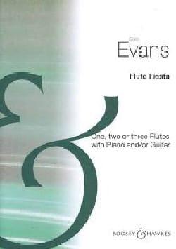 Flute Fiesta - Get It Together Colin Evans Partition laflutedepan