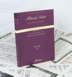 Méthodes et Traités Violoncelle Volume 1 - France 1800-1860 - laflutedepan.com