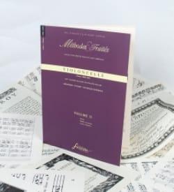 Méthodes et Traités Violoncelle Vol.2 - France 1800-1860 laflutedepan