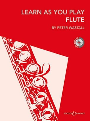 Learn As You Play Flute - Peter Wastall - laflutedepan.com
