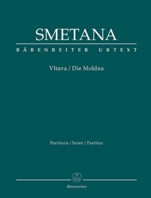 Vltava / La Moldau - Conducteur SMETANA Partition laflutedepan