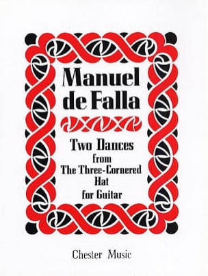 2 Dances from The three-cornered hat - Guitar DE FALLA laflutedepan