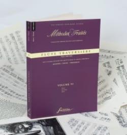 Méthodes et Traités - Volume 6 - Flûte traversière France 1800-1860 - laflutedepan.com
