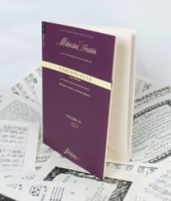 Méthodes et Traités Violoncelle Volume - France 1800-1860 laflutedepan