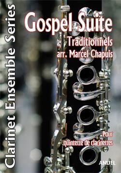 Gospel Suite - Traditionnel - Partition - laflutedepan.com