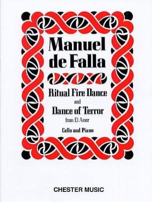 Ritual Fire Dance / Dance of Terror DE FALLA Partition laflutedepan