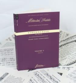 Méthodes et Traités Violoncelle Vol.5 - France 1800-1860 laflutedepan