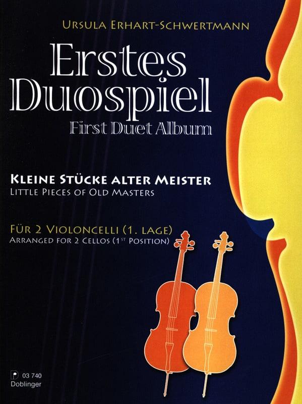 Erstes Duospiel - Ursula Erhart-Schwertmann - laflutedepan.com